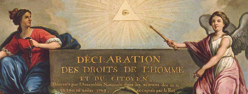 declaration des droits de l homme 1789