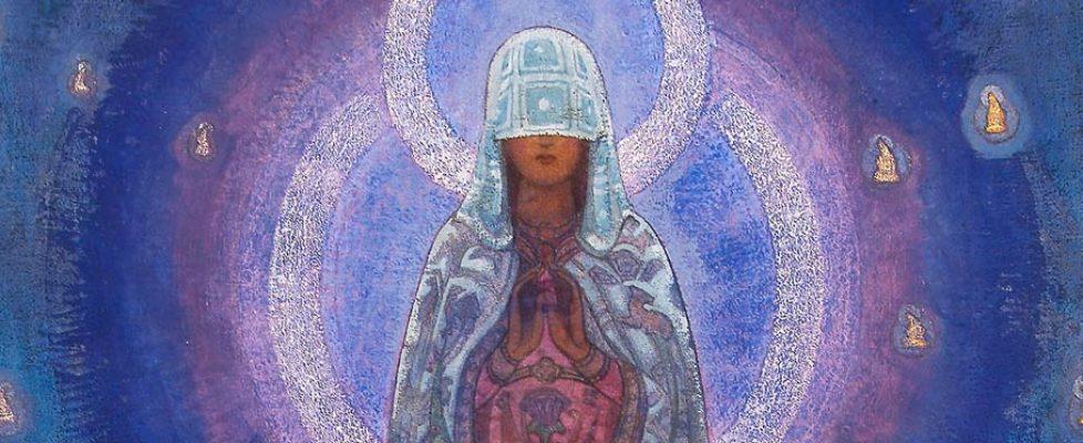 La Mère du monde - Nicolas Roerich