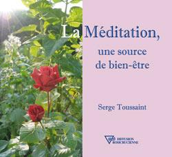 La méditation, source de bien-être-livre