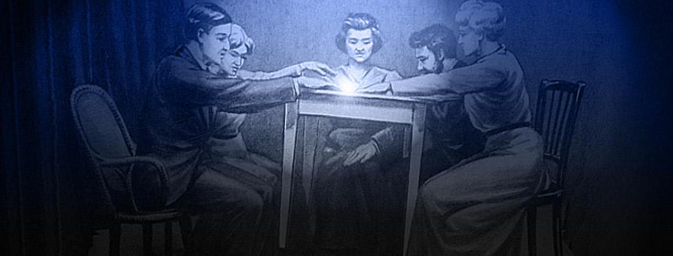 A propos du spiritisme