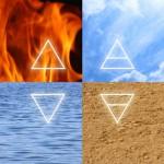 A propos des quatre éléments