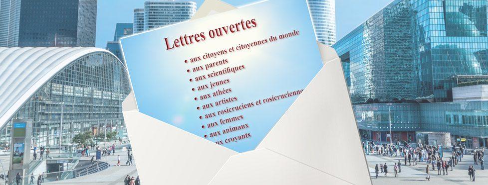 Les Lettres ouvertes sur le livre