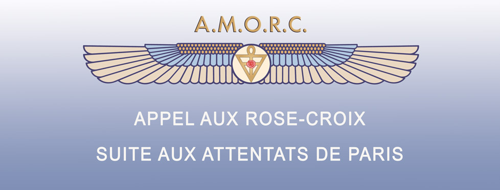 Attentat de Paris AMORC