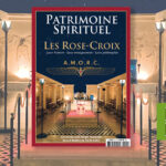 Couverture de la revue Patrimoine Spirituel - Les Rose-Croix